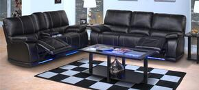 New Classic Home Furnishings 2038230MBKSL