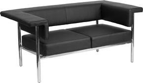 Flash Furniture ZB88112LSBKGG