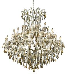 Elegant Lighting 2801G52CGTSS
