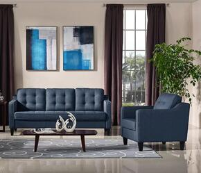 Diamond Sofa LUCASSCHBU
