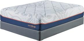 14 Inch MyGel Collection M75951-M81X52 California King Mattress Set with Mattress and Foundation