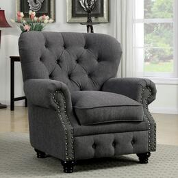 Furniture of America CM6269GYCH