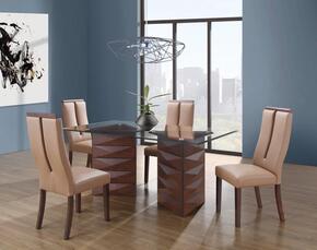 Global Furniture USA D3972DT4DC