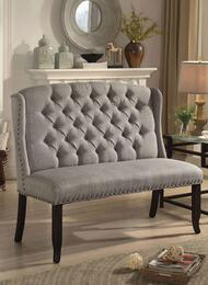 Furniture of America CM3324BKLGBN