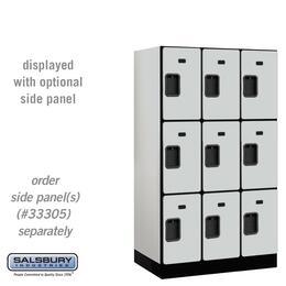 Salsbury Industries 33351GRY