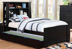 Furniture of America CM7651BKFBED
