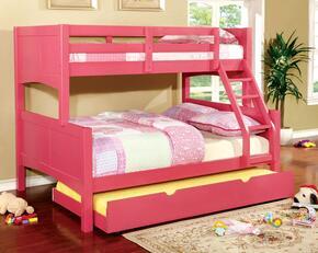 Furniture of America CMBK608FPKBEDT