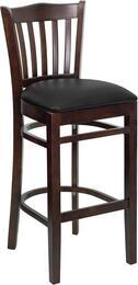 Flash Furniture XUDGW0008BARVRTWALBLKVGG