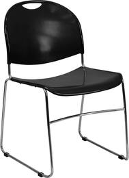 Flash Furniture RUT188BKCHRGG
