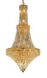 Elegant Lighting 2527G28GRC