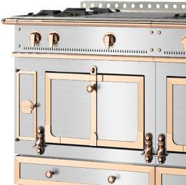 Le Chateau Copper Trim Option: Br...