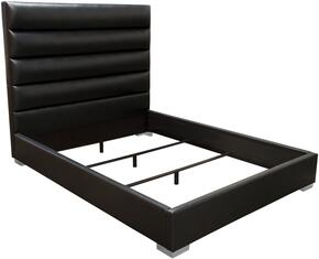 Diamond Sofa BARDOTCKBEDBL