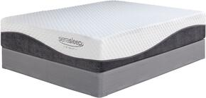 Innerspring Collection MF-115/210-Q Mattress and Foundation Set in Queen Size