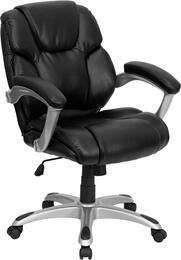 Flash Furniture GO931HMIDBKGG