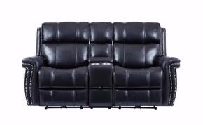 Global Furniture USA U1707BLACKPCRLS