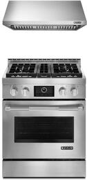 2-Piece Kitchen Package with JGRP430WP 30