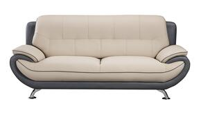 American Eagle Furniture AE208LGDGSF