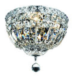 Elegant Lighting 2528F12CRC