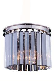 Elegant Lighting 1208F12PNSSRC