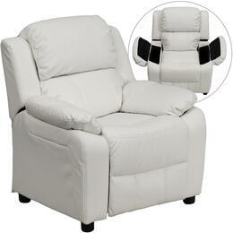 Flash Furniture BT7985KIDWHITEGG