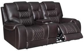 Global Furniture USA U12016AGNESCOFFEEPCRLS