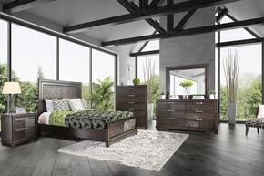 Furniture of America CM7315EKBEDDMSC