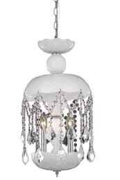 Elegant Lighting 7803D11WHRC