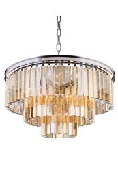 Elegant Lighting 1201D26PNGTRC