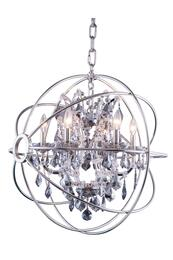 Elegant Lighting 1130D25PNSSRC