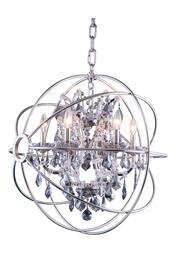 Elegant Lighting 1130D25PNSSRC