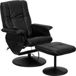Flash Furniture BT7600PMASSAGEBKGG