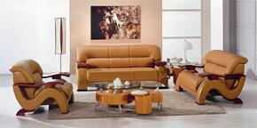 VIG Furniture VGEV2033CAMEL