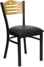Flash Furniture XUDG6G7BSLATBLKVGG