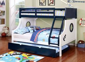 Furniture of America CMBK629BEDTR