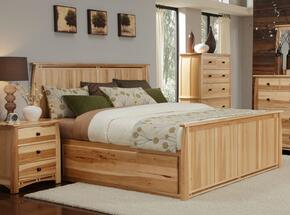 ADANT5071Q5P Adamstown 5 Piece Bedroom Set with Queen Sized Storage Bed, Chest, Dresser, Mirrror and Nightstand