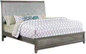 Furniture of America CM7289SVCKBED