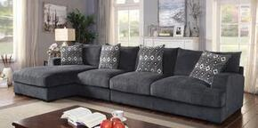 Furniture of America CM6587SECTLL