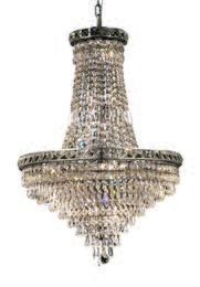 Elegant Lighting 2526D22CRC