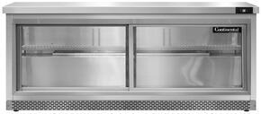 Continental Refrigerator SW72SGDFB