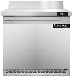 Continental Refrigerator SW32BSFB