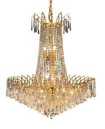 Elegant Lighting 8032D29GRC