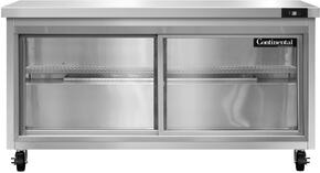 Continental Refrigerator SW60SGD