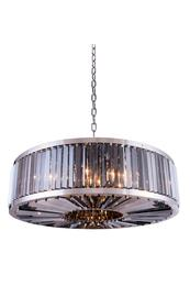 Elegant Lighting 1203G43PNSSRC