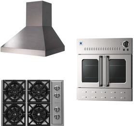 3-Piece Stainless Steel Kitchen Package with RBCT304BSSV2NG 30