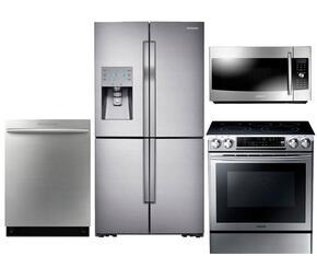 Samsung Appliance SAM4PCFSFD30EFISSKIT10