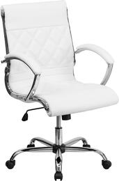 Flash Furniture GO1297MMIDWHITEGG