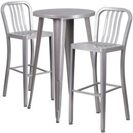 Flash Furniture CH51080BH230VRTSILGG