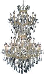 Elegant Lighting 2801D36SGSS