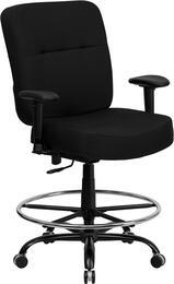 Flash Furniture WL735SYGBKAGG