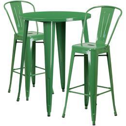 Flash Furniture CH51090BH230CAFEGNGG